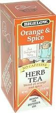 Bigelow Tea 2.11 oz. 28 ct. Orange & Spice