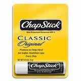 Chapstick Original Lip Balm .15 oz.