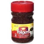 Folgers Coffee 2 oz.