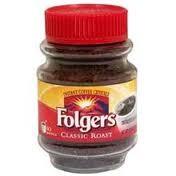 Folgers Coffee 4 oz.