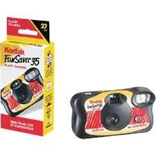 Kodak Funsaver Camera with Flash 1 each