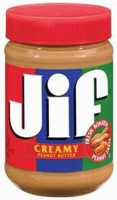 Jif Peanut Butter Creamy 18 oz.