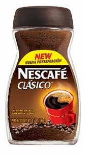 Nescafe' Coffee Clasico 3.5 oz.