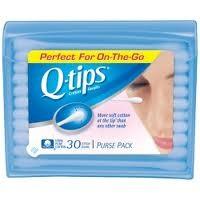 Q-Tips Cotton Swabs 30 ct.