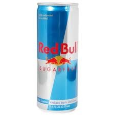 Red Bull Sugar Free Energy Drink 8.4 fl. oz.