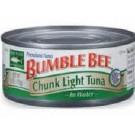 Bumble Bee Chunk Light Tuna in Water 5 oz.