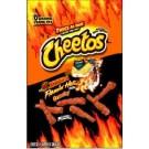 Cheetos XXtra Flamin' Hot Crunchy Cheese Snacks 2.37 oz.