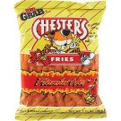 Chester Hot Fries Crunchy Cheese Snacks 2.75 oz.