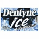 Dentyne Ice Arctic Chill Gum 12 pieces