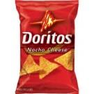 Doritos Nacho Cheese Tortilla Chips 2.12 oz.
