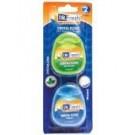 Dr. Fresh Dental Floss 2 pack Mint Waxed