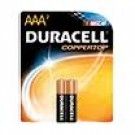 Duracell AAA Batteries 2 pack