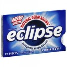 Wrigley's Eclipse Wintergreen Gum 12 pieces