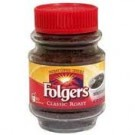 Folgers Coffee 4 oz.