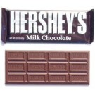 Hershey's Milk Chocolate Bar 1.55 oz.
