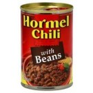 Hormel Chili with Beans 15 oz.