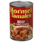 Hormel Beef Tamales 15 oz.