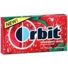 Wrigley's Orbit Remix Strawberry Gum 14 pieces