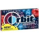 Wrigley's Orbit Wildberry Gum 14 pieces