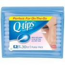Q-Tips Cotton Swabs 30 ct.