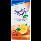 Crystal Light On the Go Drink Mix - Lemon Iced Tea