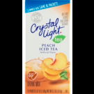 Crystal Light On the Go Drink Mix - Peach Iced Tea