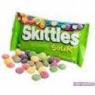 Skittles Sour Candy 1.8 oz.