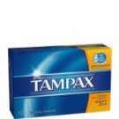 Tampax Tampons 10 ct. Super Plus