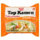 Nissin Top Ramen Noodles 3 oz. Chicken
