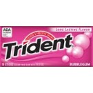 Trident Bubble Gum V/P 18 stick