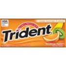Trident Tropical Twist V/P Gum 18 stick