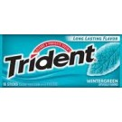 Trident Wintergreen V/P Gum 18 stick