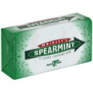 Wrigley's Spearmint Gum Slim Pack 15 count